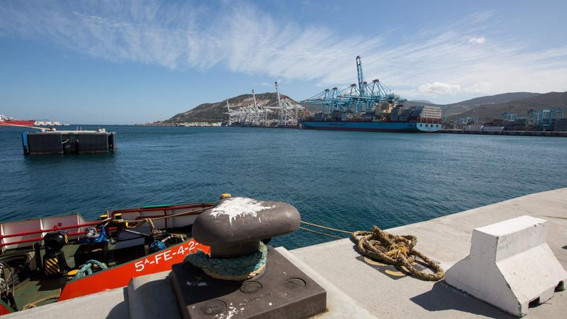 Actu Actu Les grandes ambitions du port de Tanger Med
