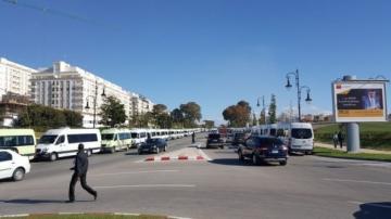 Actu Actu Une grève des transporteurs paralyse la ville de Tanger