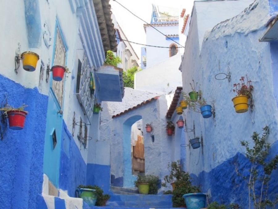 Actu Actu Sous le charme de Tanger