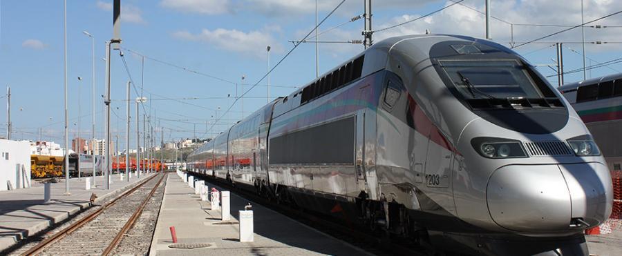 Actu Actu Le futur TGV marocain en huit chiffres étonnants