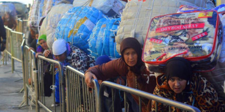 Actu Actu Deux Marocaines trouvent la mort lors d'une bousculade à Sebta