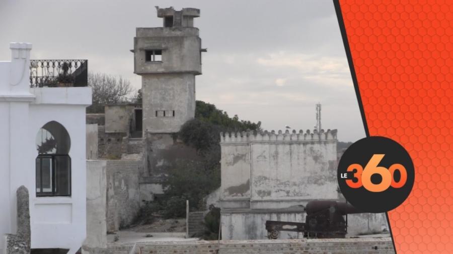 Actu Actu Vidéo. Tanger. Monuments. Restauration ou rafistolage?