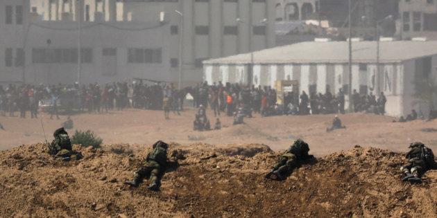 Actu Actu Morts à Gaza: les États-Unis jugent le Hamas responsable de la mort de dizaines de Palestiniens tués par l'armée israélienne