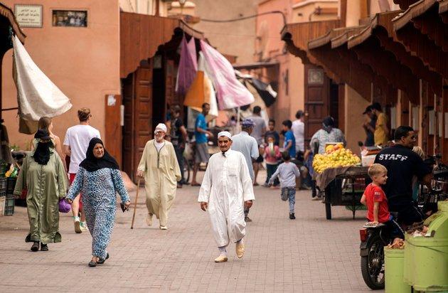 Actu Actu Le roi Mohammed VI préside la signature 4 conventions pour la revalorisation et la réhabilitation des médinas de Casablanca, Fès, Marrakech et Rabat
